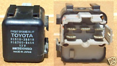 Index moreover Replace in addition Watch also Genuine Toyota Glow Plug Relay besides Replace. on toyota hilux surf fuse box location