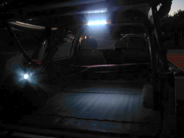 toyota 4runner and pickup cheap tricks wiring to the back of the deck light · let there be light