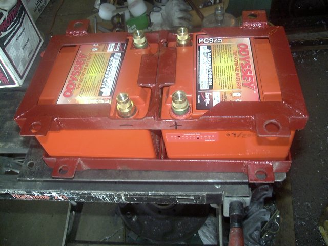 dual battery installation dual battery tray parts dual battery tray assembled