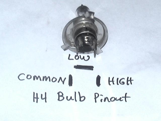 H4_Pinout brighter head lights halogen headlight wiring diagram at mifinder.co