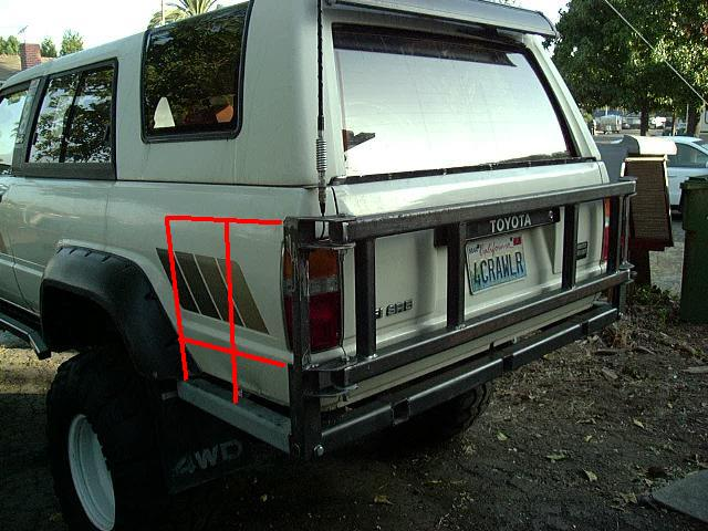 2Nd Gen 4Runner Bumper http://www.4x4wire.com/forums/showflat.php?Number=685759&page=0