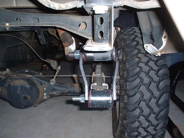 Picture Of Your Shackles From Rear Yotatech Forums