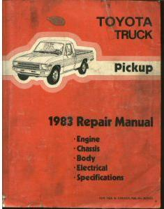 toyota factory service manual rh 4crawler com Toyota 4Runner Manual PDF 1989 toyota 4runner service manual