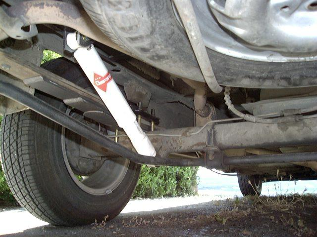 Vw Pickup Caddy Rear Suspension