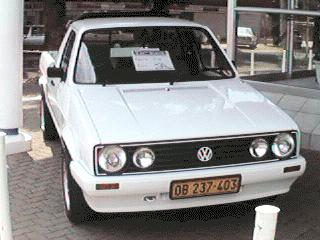 What is a Volkswagen Caddy?
