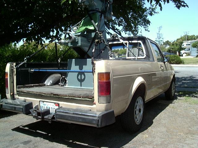 Caddy Tow Truck