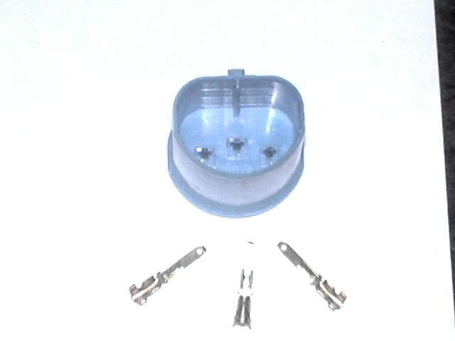 brighter head lights h4 male connector · 9004 9007 male connector