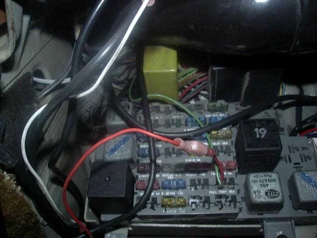 Vwvortex Com Where Is The Signal Relay Located