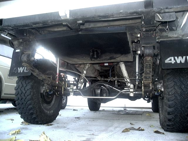 T100 rear sway bar - YotaTech Forums