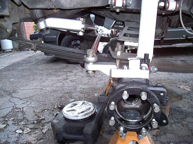 Driver S Side Steering Arm