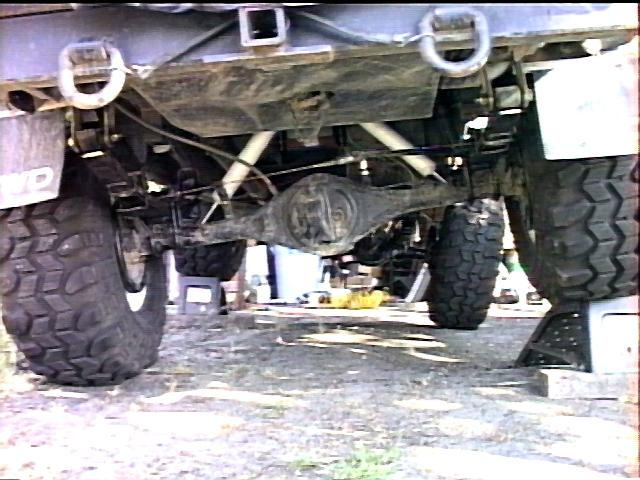 1st Gen Toyota 4Runner Suspension Upgrade