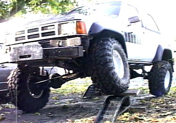 Cheap Car Tires >> Cheap Suspension Test Ramp