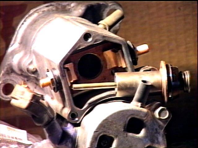 starter solenoid, after repair